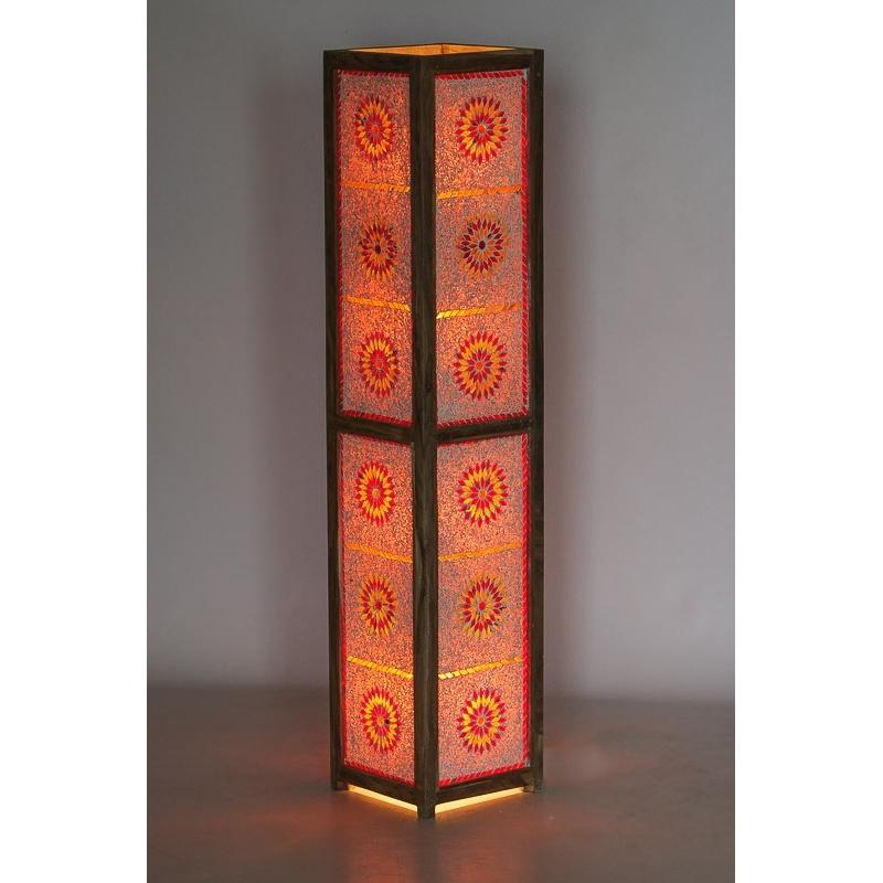 Staande|Lamp|Oosters|Mozaiek