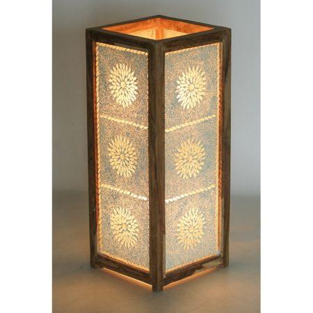 Oosterse|Lamp|Staande|Mozaiek