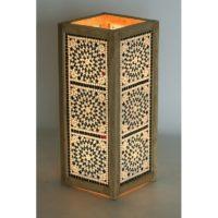 Oosterse|Vloerlamp|Mozaiek|Lampen