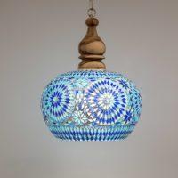 Oosterse hanglamp apple | Oosterse lampen | Marokkaanse lamp