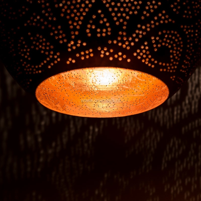 Egyptische|Lampen|Druppel|Koper