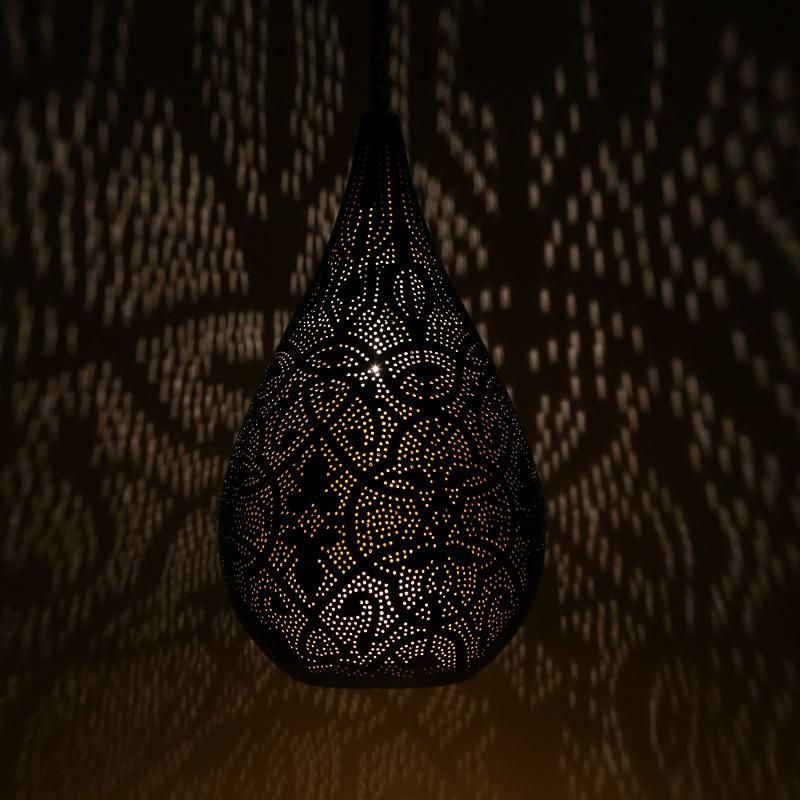 Oosterselampen|Filigrainlampen|Druppel
