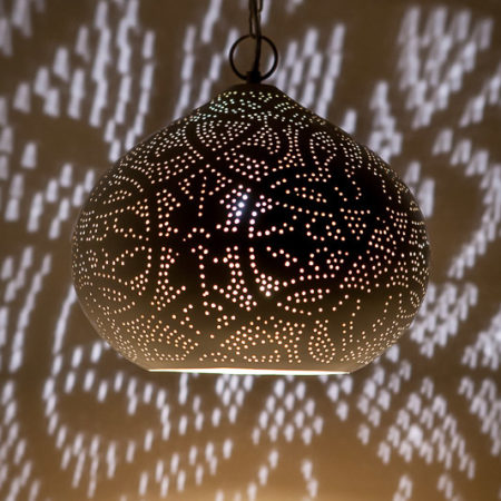 oosterse hanglamp| filigrainlamp|arabische lamp