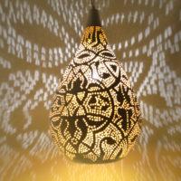 Oosterse filigrain lamp