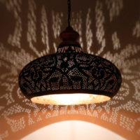 Filigrain|Lamp|Vintage|Handmade|Mozaïek|Oosterse|Sfeer