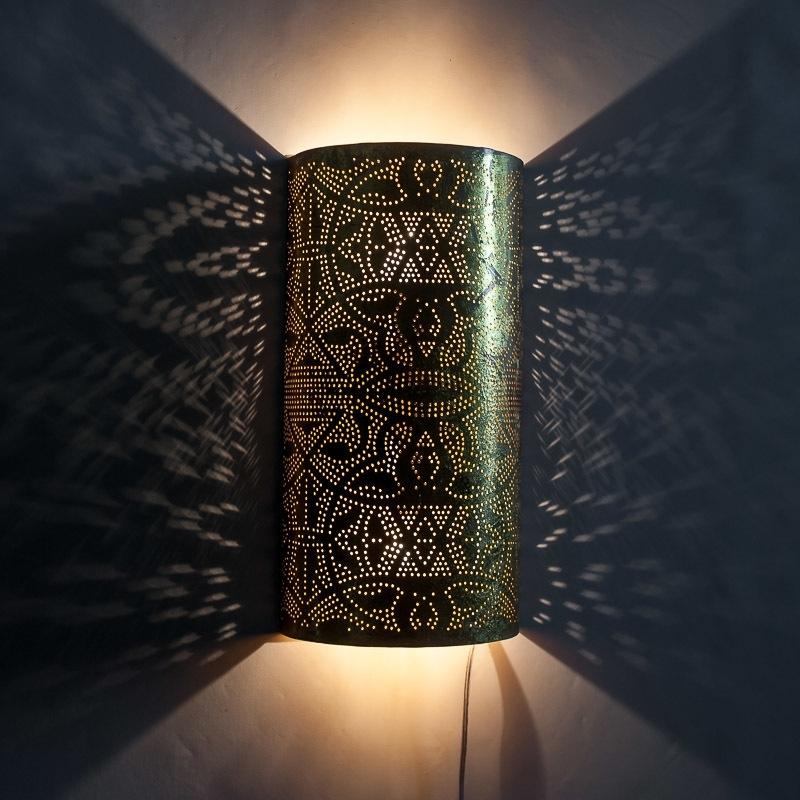 Oosterse|Lamp|Filigrain|Vintage|Goud|Amstelveen