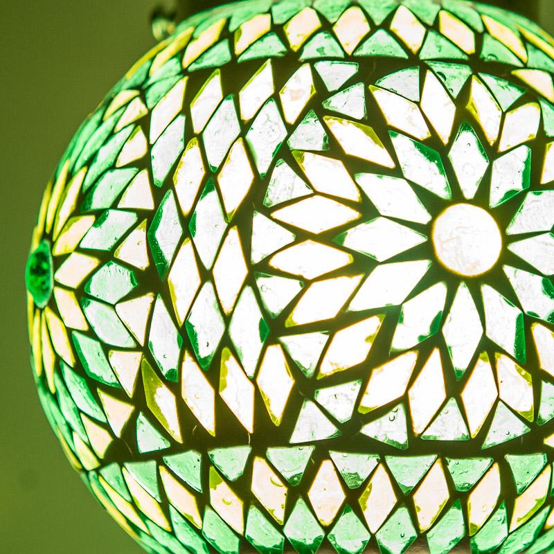 Turkse Mozaïek Lampen Arabische Sfeer Verlichting