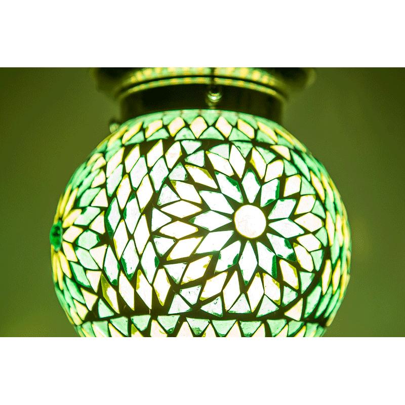 Mozaiek Hanglamp Oosterse Lampen