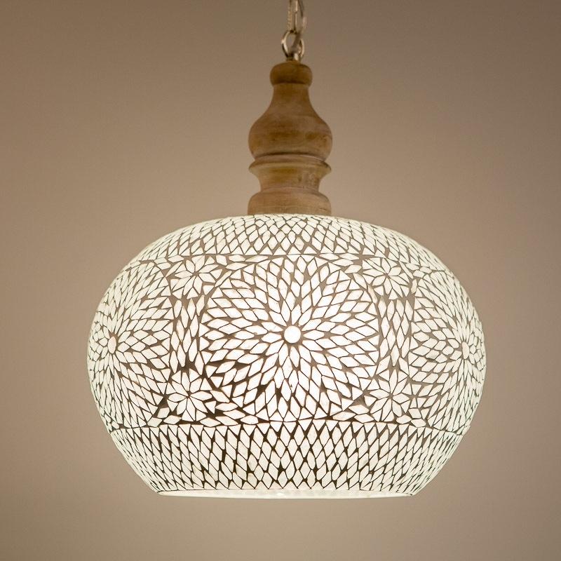 Oosterse Mozaiek lamp Amsterdam