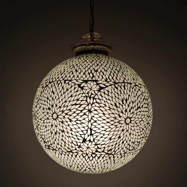 Grote|Mozaiek|Lamp|Oosterse|Verlichting
