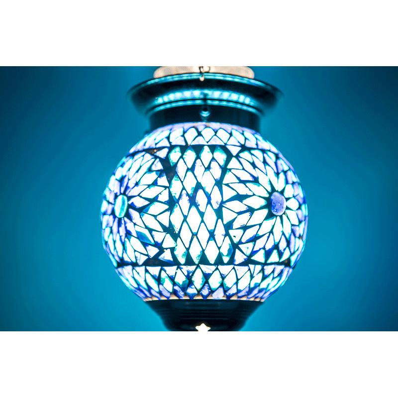 Blauwelamp|Sfeerverlichting|Online|Arabische