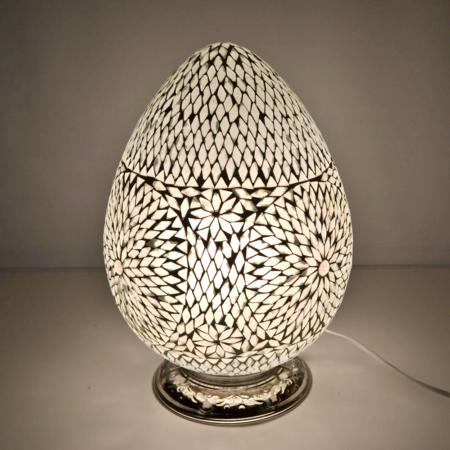 oosterse|tafellampen|mozaïek|India