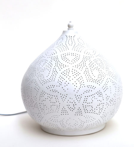 Marokkaanse tafellamp | Filigrain | Amsterdam
