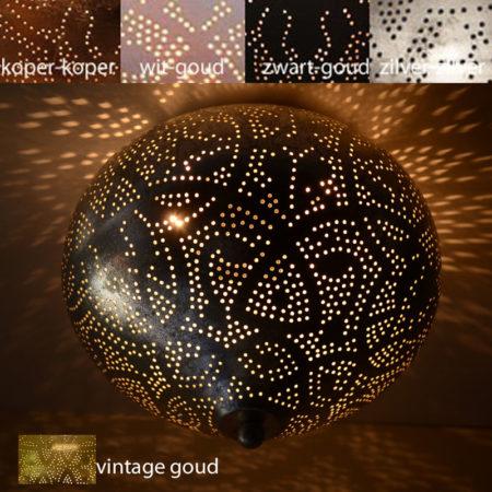 Oosterse plafondlamp | Arabisch Filigrain | Marokkaanse lamp | Oosterse lampen | Amsterdam