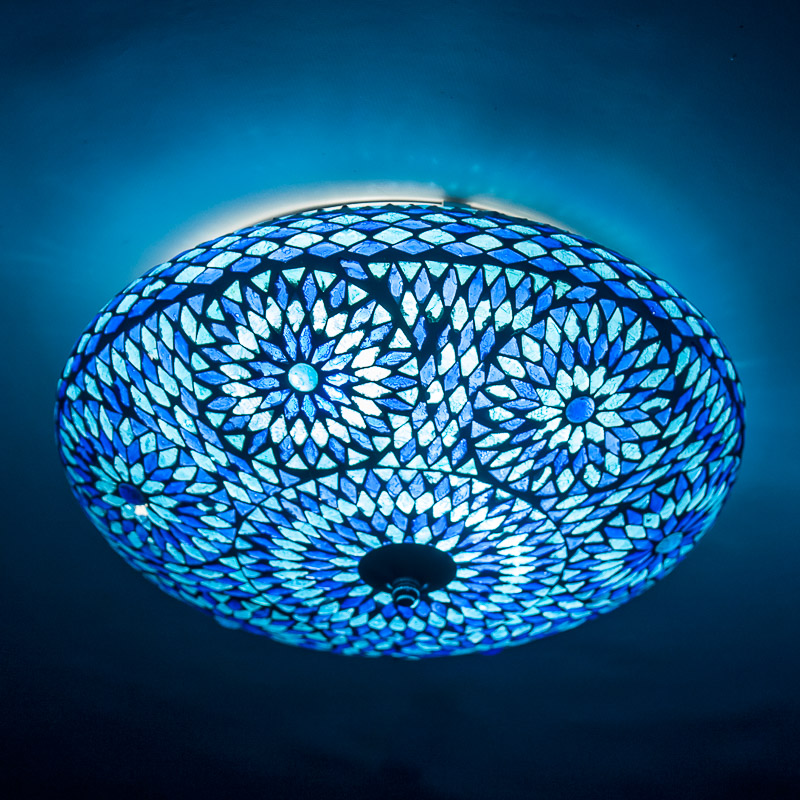 Turkish|Mozaïek|Lampen|Turkse|Verlichting