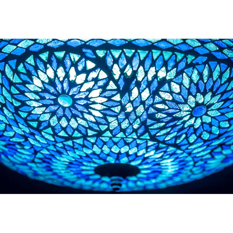 mozaïek|Turkse|lampen|blauw|Amsterdam