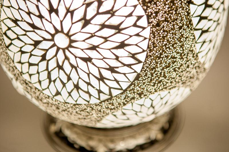 Mozaiek|Tafellampen|Oosterse|Sfeer|Interieur