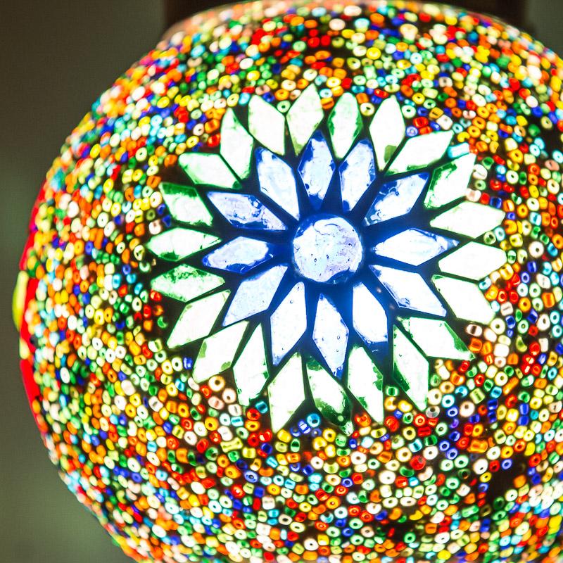 Turkse Lampen Met Mozaïek Amsterdam