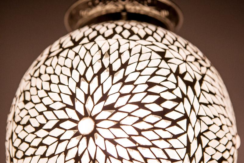 Sfeerverlichting Mozaiek Hanglampen Amsterdam