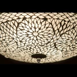 Mozaïek|plafondlampen|Oosterse|lampen