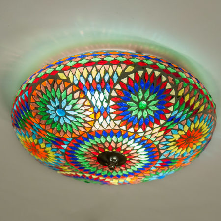 Oosterse|mozaïek|plafonnière|turkish|design