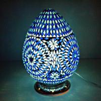 Mozaiek|tafellampen|Oosterse|Arabische|Kleuren