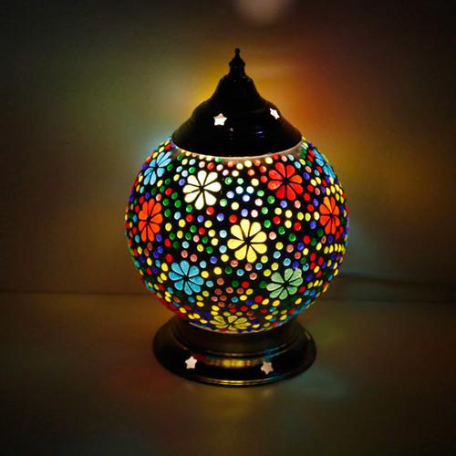 Oosterse|Lampen|Kleurrijk|Sfeervol|Oosterse|Sfeer
