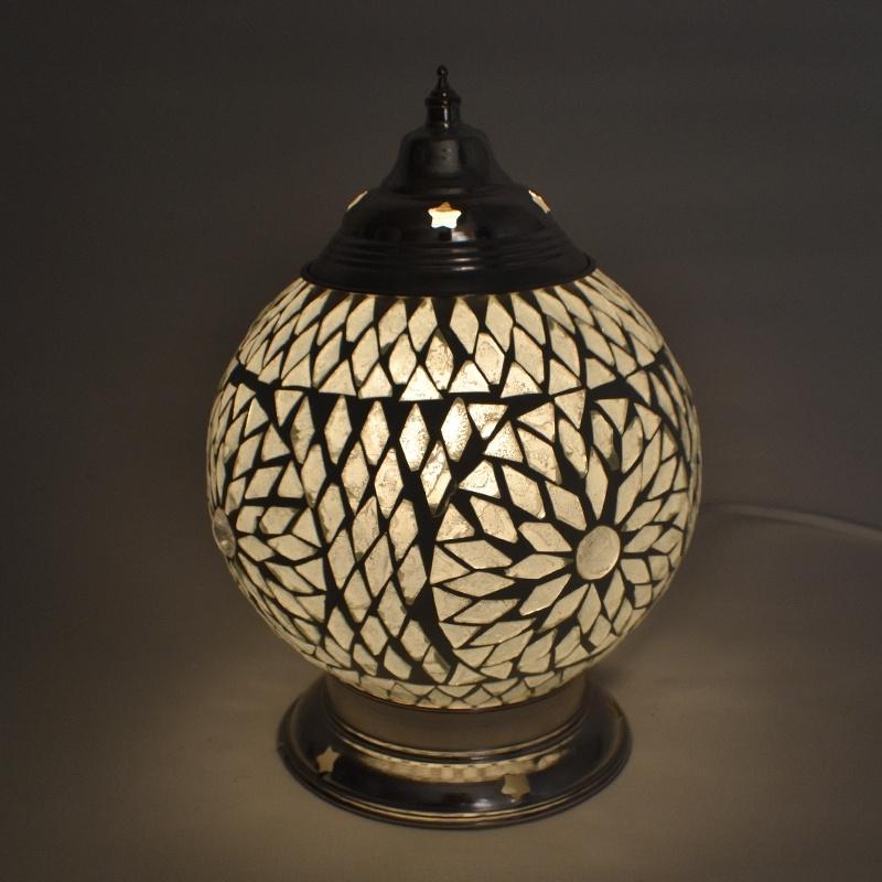 Turkse|tafellampen|mozaiek|Arabische|verlichting|sfeerlicht