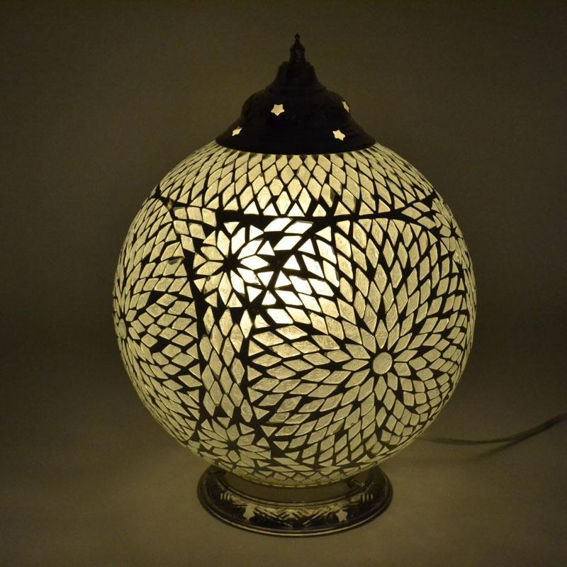 Tafellamp|Oosterse|Verlichting|Mozaiek|Arabisch