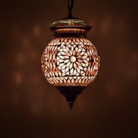 Mozaïek|Hanglampen|Filigrain|Tafellampen|Oosters