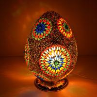 Oosterse|lampen|mozaïek|Filigrain