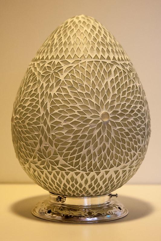 Indiase|Lampen|Mozaiek|Witte|Glazen|Verlichting