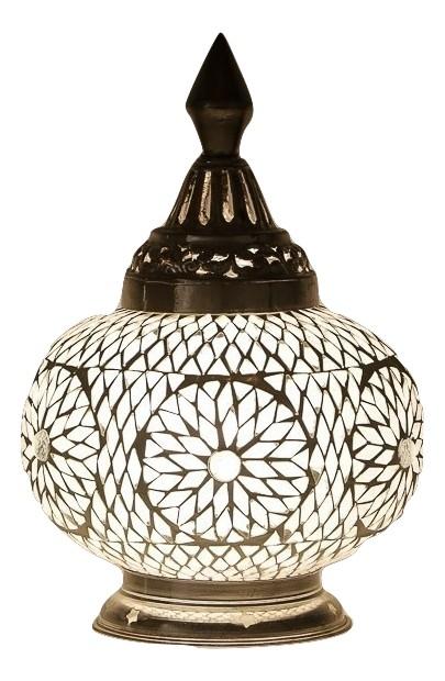 Oosterse|mozaïek|Tafellamp