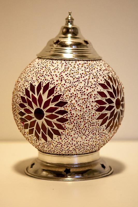 Mozaiek|Tafellamp|Turkish|Design|Beads