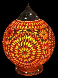 Oosterse lampen | Marokkaanse tafellamp | Oosterse verlichting