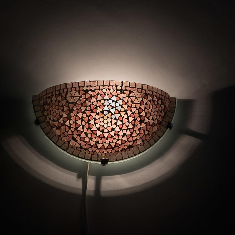 Oosterse|Mozaiek|Wandlampen|Arabische|Stijl|Amstelveen