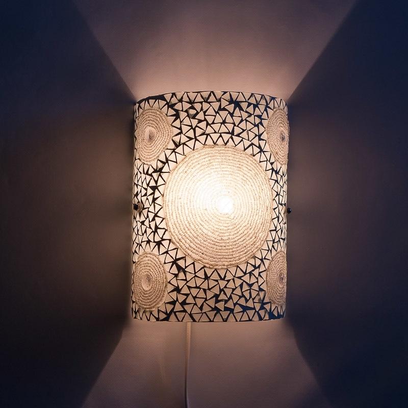 Mozaiek|Wandlamp|Amstelveen|Oosterse|Sfeer