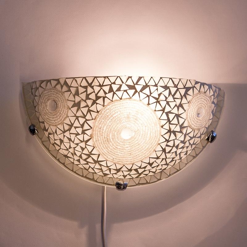 Lichte|Mozaïek|Wandlamp|Oosters|Interieur|Amstelveen